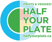 Fruits and Veggies - Half Your Plate