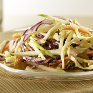 Pear Cabbage Slaw