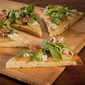 Pear Flatbread