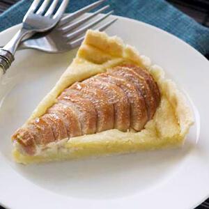 Gluten-Free Pear Almond Tart