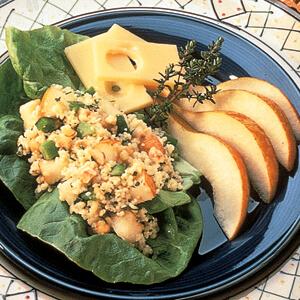 Pear Couscous Salad