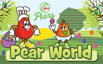 Pear world