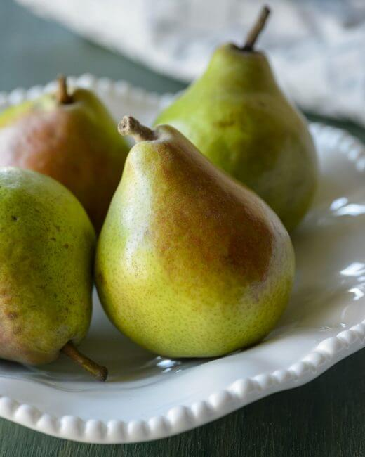 Pears for all Seasons