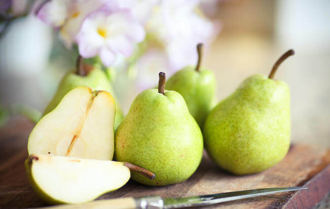 The Easiest Way to Tell if a Pear is Actually Ripe