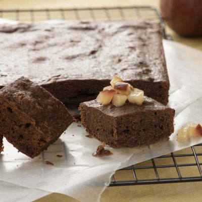 chocolate cricket decadence cake