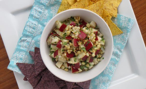 red pear salsa